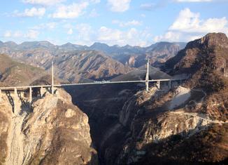 Los récords de las carreteras Puente-baluarte-bicentenario-650x433