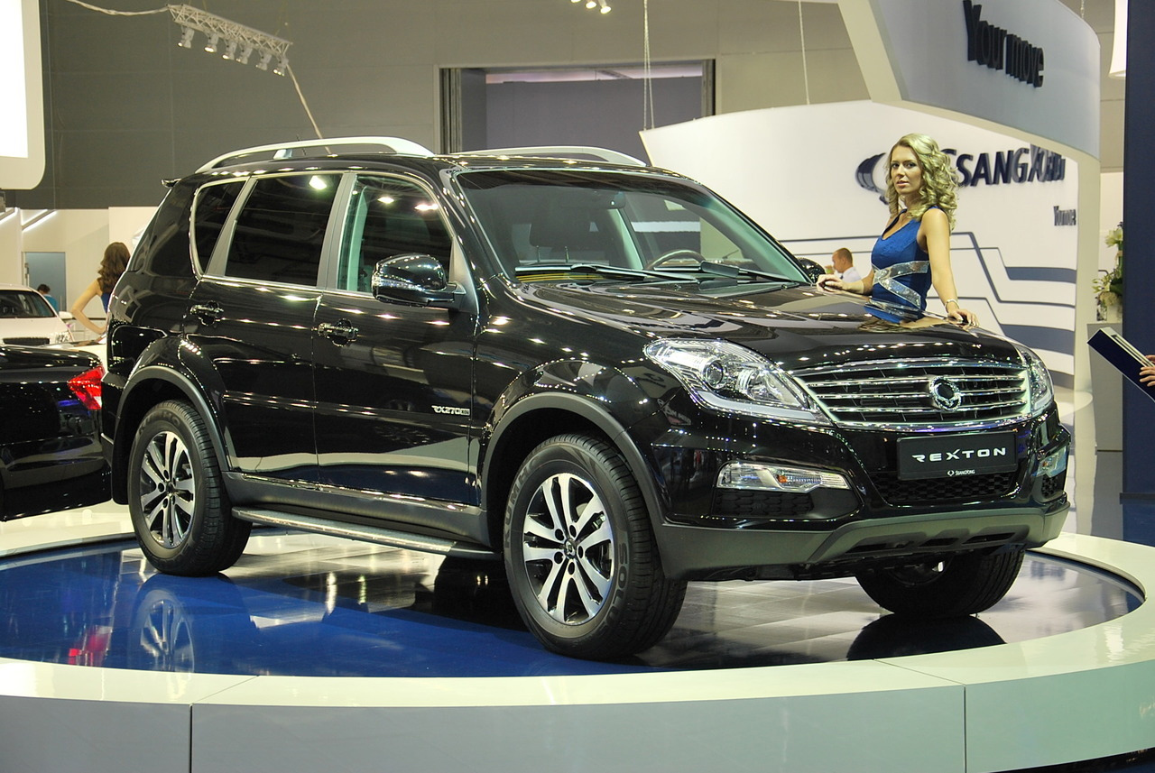 ssangyong rexton 2012 profunda renovaci n. Black Bedroom Furniture Sets. Home Design Ideas