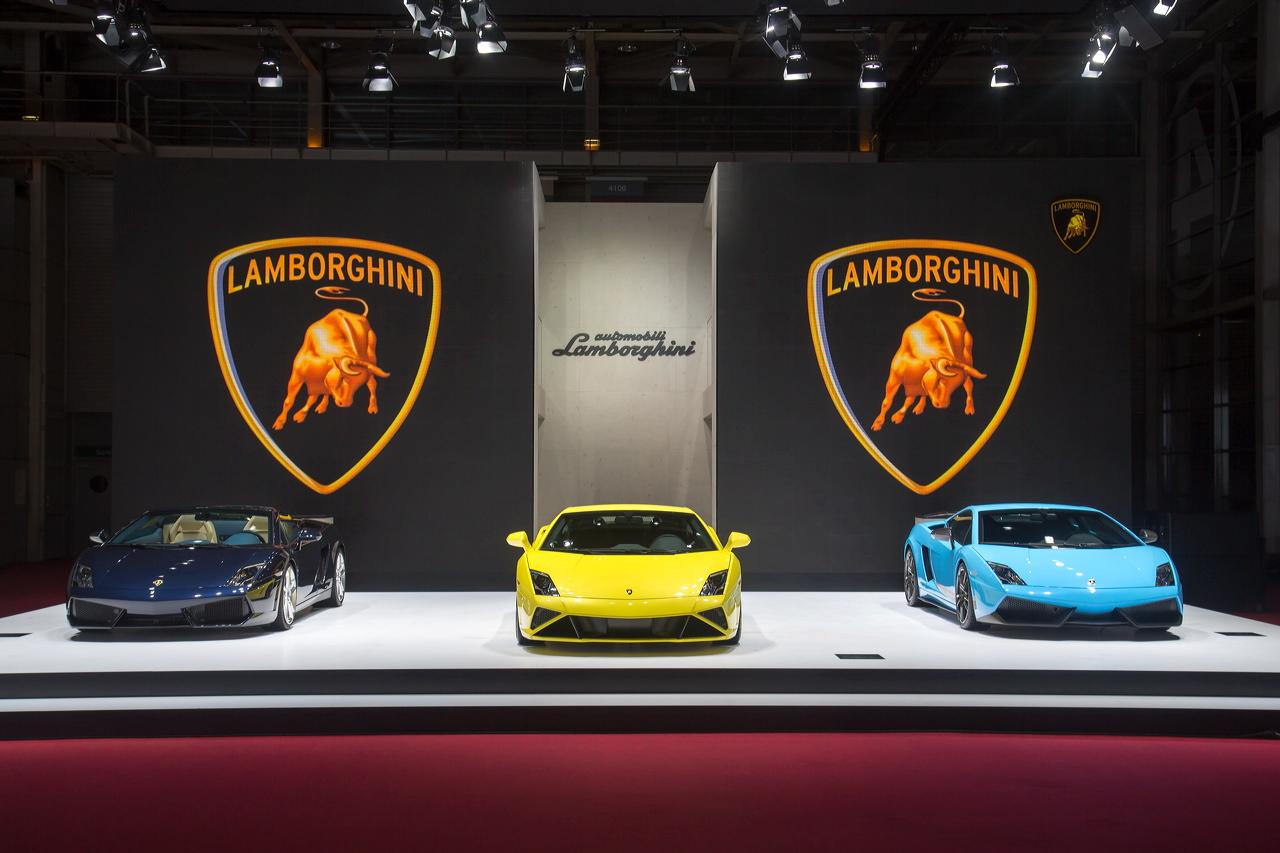 Lamborghini Gallardo LP 560-4 2013_Paris