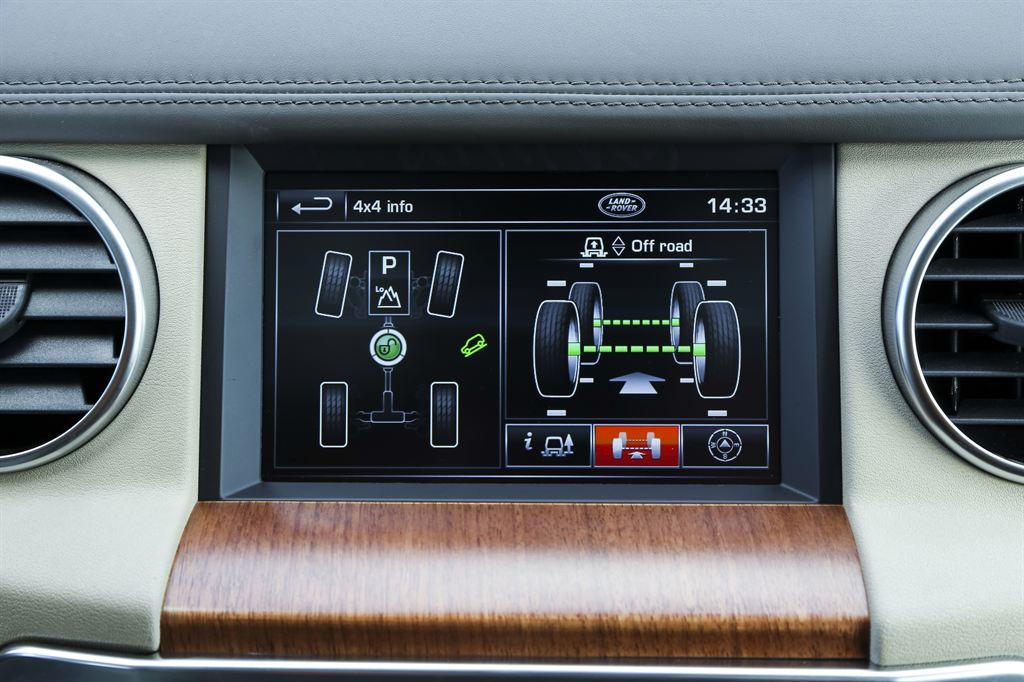 Nuevo Land Rover Discovery 4 2013 M 225 S Equipamiento Y Precios