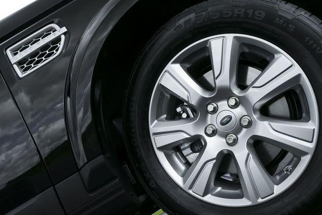 Land Rover Discovery 4 2013 llantas 3