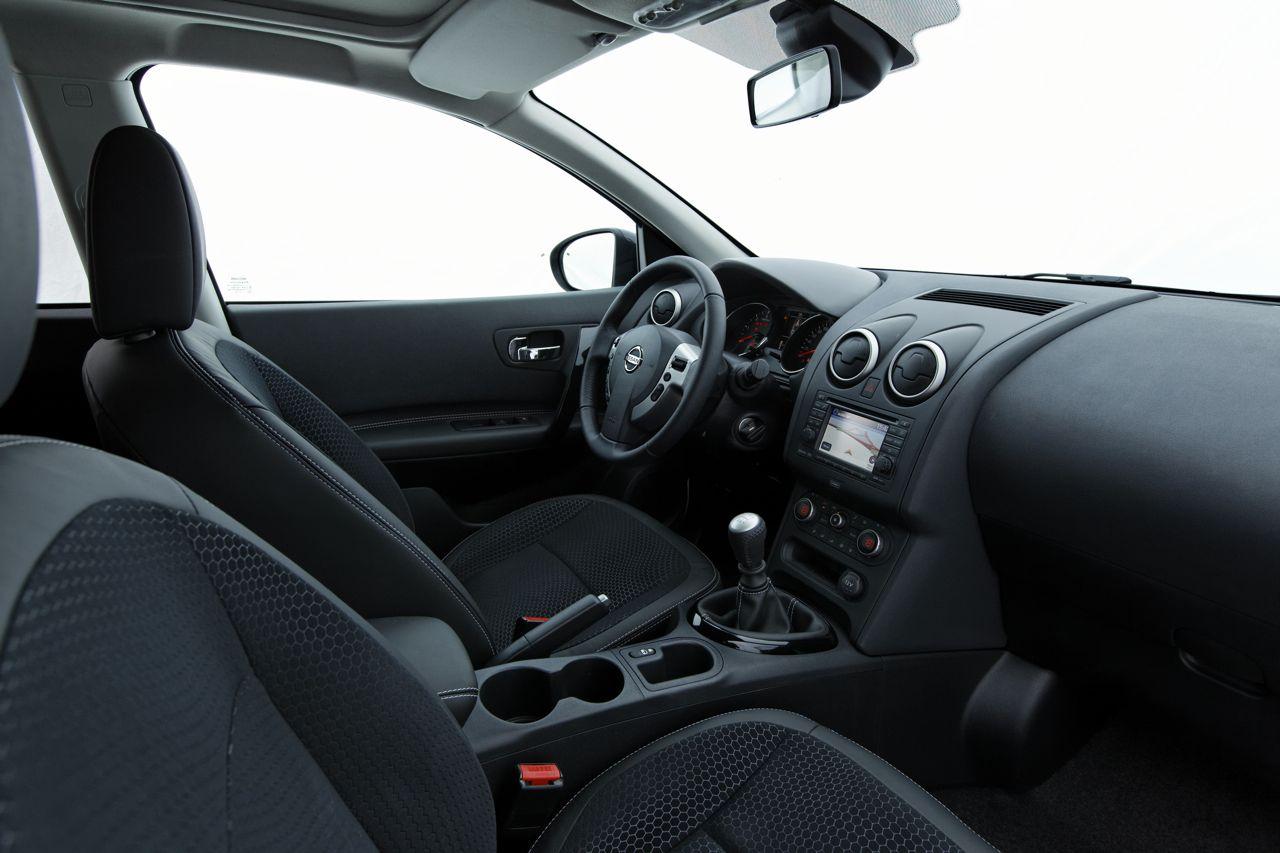 Nissan Qashqai 360: gusto por lo tecnológico
