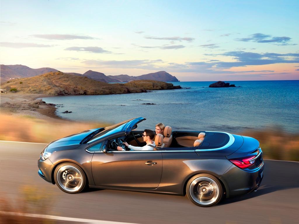 nuevo opel cabrio 2013 el astra se destapa. Black Bedroom Furniture Sets. Home Design Ideas