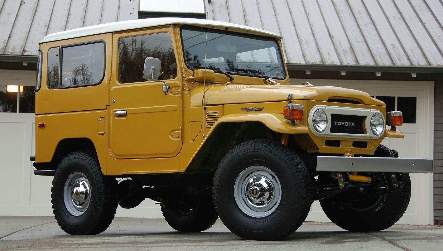 La Historia Del Toyota Land Cruiser 60 A 241 Os De 233 Xitos