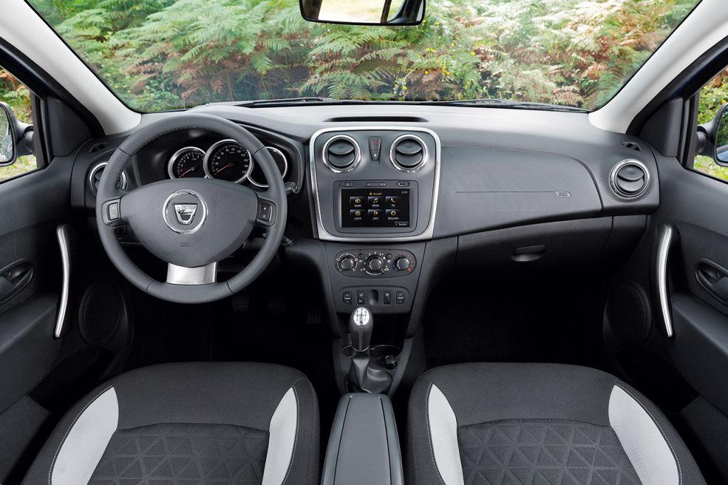 Dacia Sandero Stepway 2013 M 225 S Calidad Interior