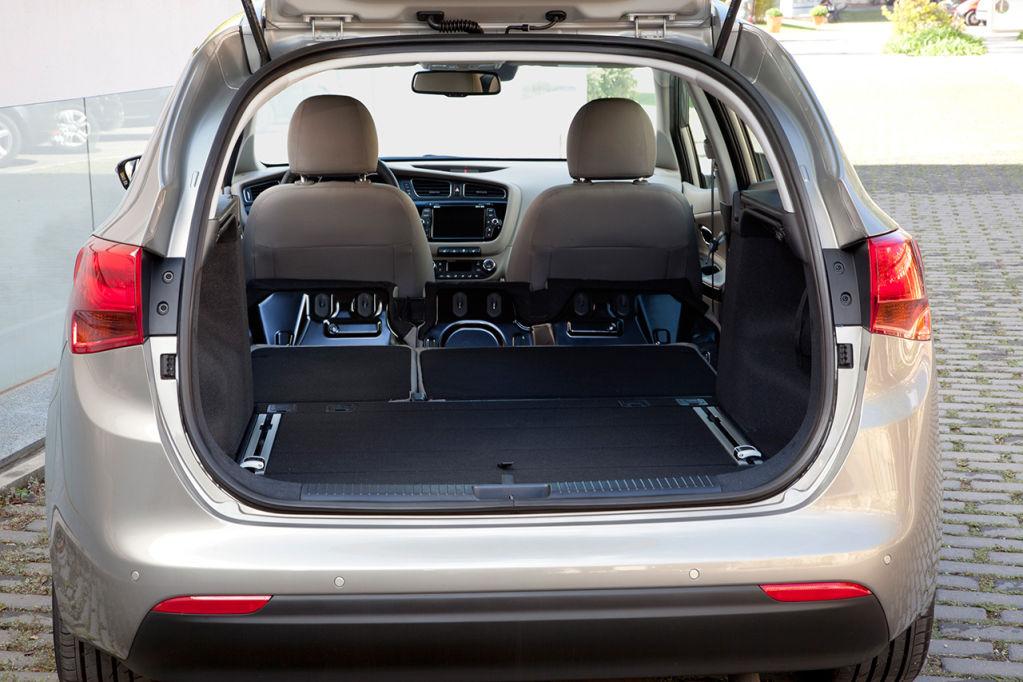 Nuevo Kia Cee'd Sportswagon 2013: motores y precios