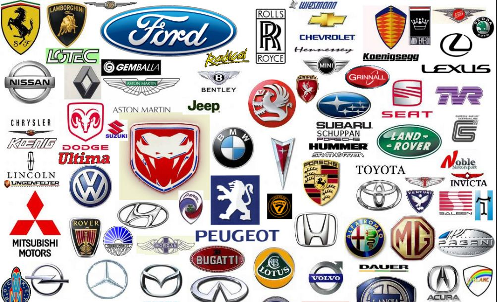 Las marcas de coches m s valiosas for Marcas de coches