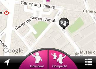 Qué esperar de los taxis en el futuro Pantall-aplicación-400x600