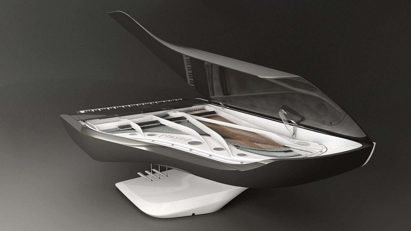 Peugeot Pleyel Piano 4