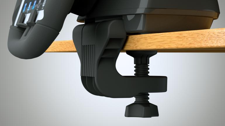 Convierte un iPad en volante de juegos Kolos-ipad-racing-wheel-1