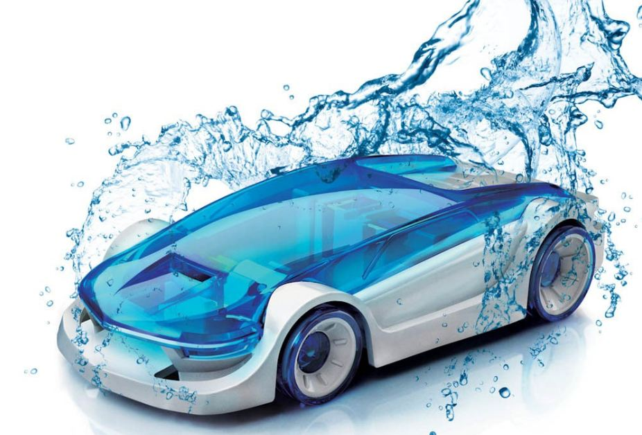 El sue o interminable del motor de agua for Motor para cascada de agua