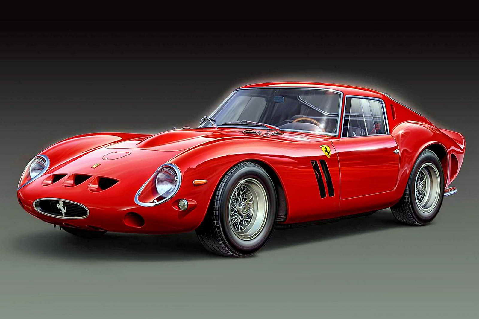 50 aniversario del ferrari 250 gto 1 3. Black Bedroom Furniture Sets. Home Design Ideas