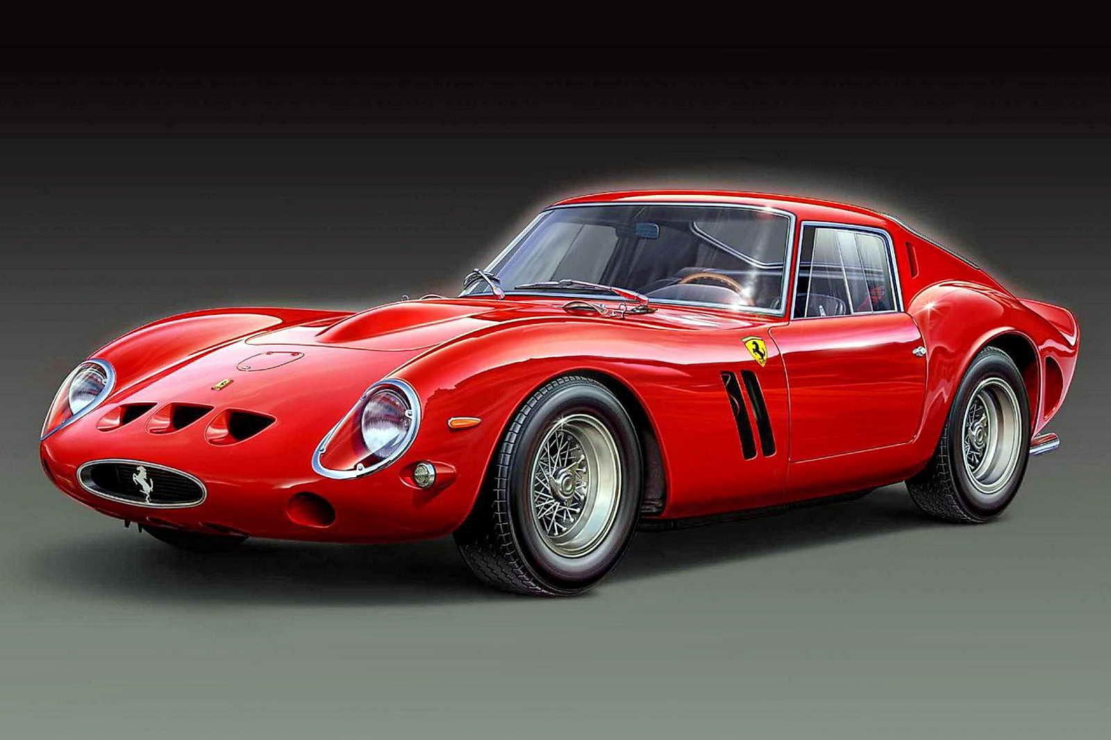 50 186 Aniversario Del Ferrari 250 Gto 1 3