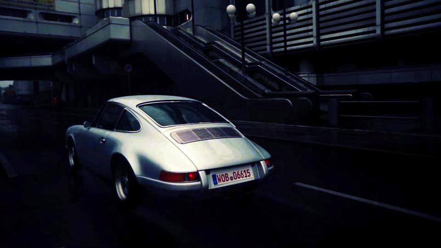 Porsche 911 Achim Anscheil