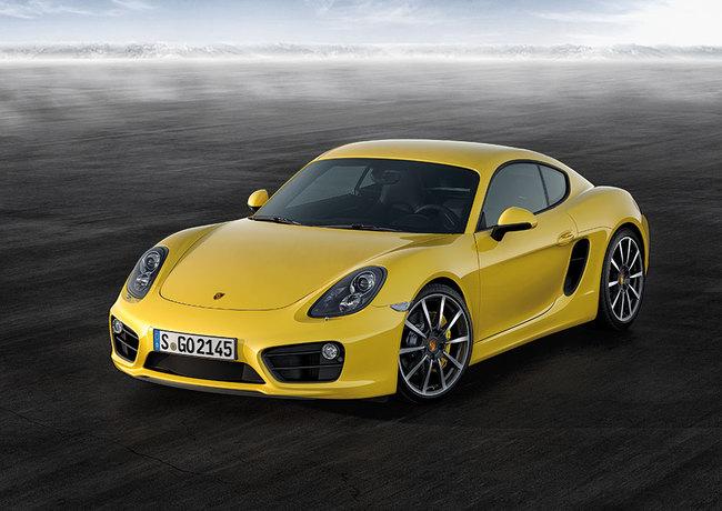 Porsche Cayman 2013 3