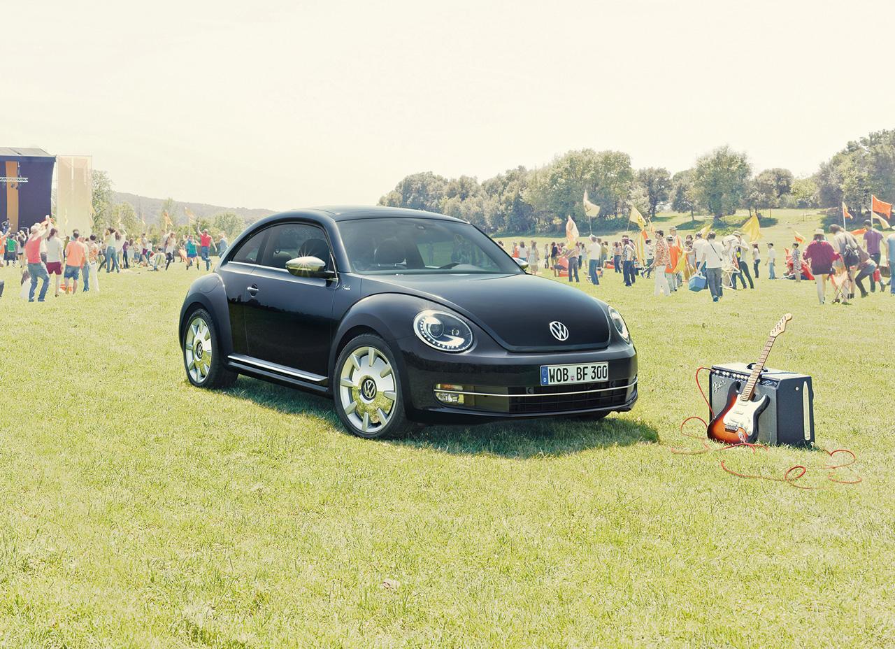 Volkswagen Beetle Fender Edtion
