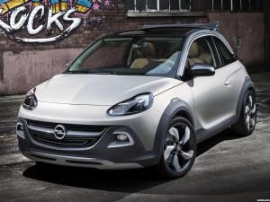 Opel Adam Rocks Concept 2013