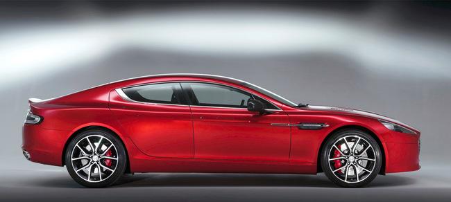 Aston Martin Rapide S 7