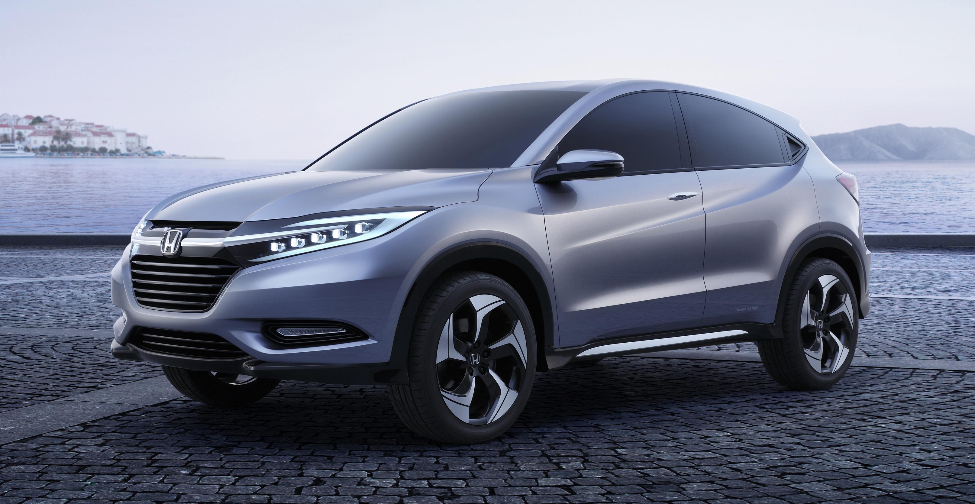Honda SUV Concept Detroit 2013 3