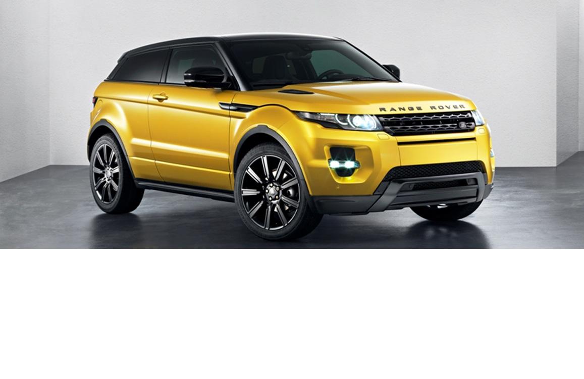Land_rover_Evoque_sicilian_yellow
