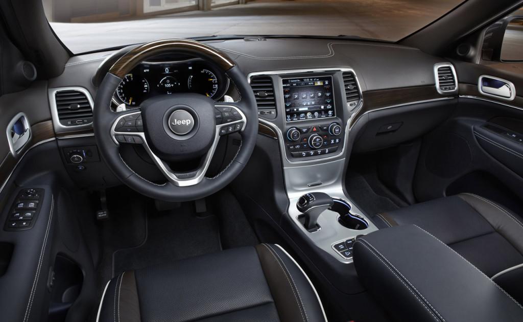 Jeep Grand Cherokee 2014 El Jefe Se Renueva En Detroit