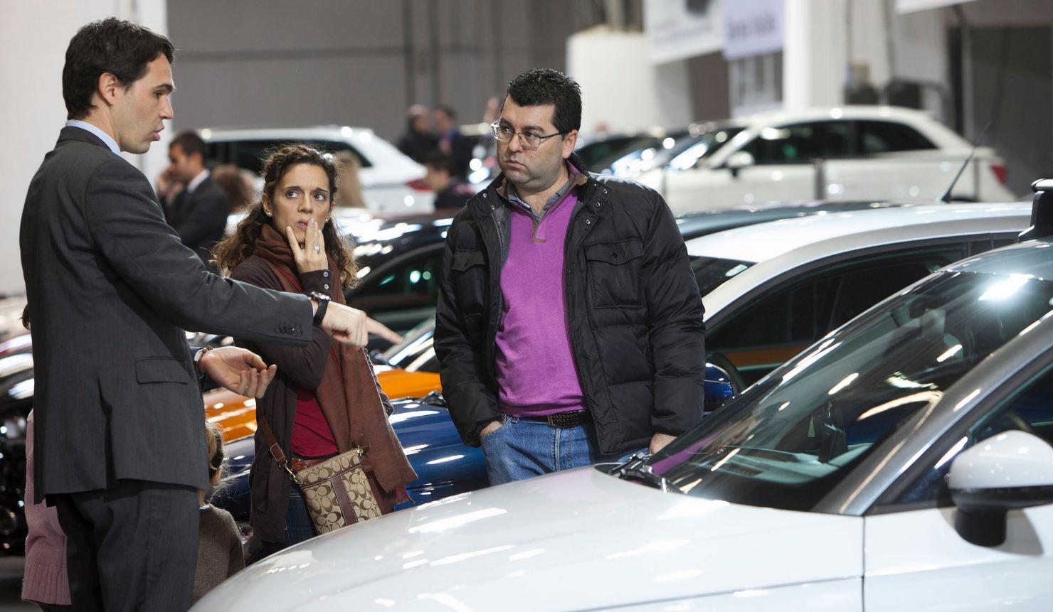 venta coches segunda mano