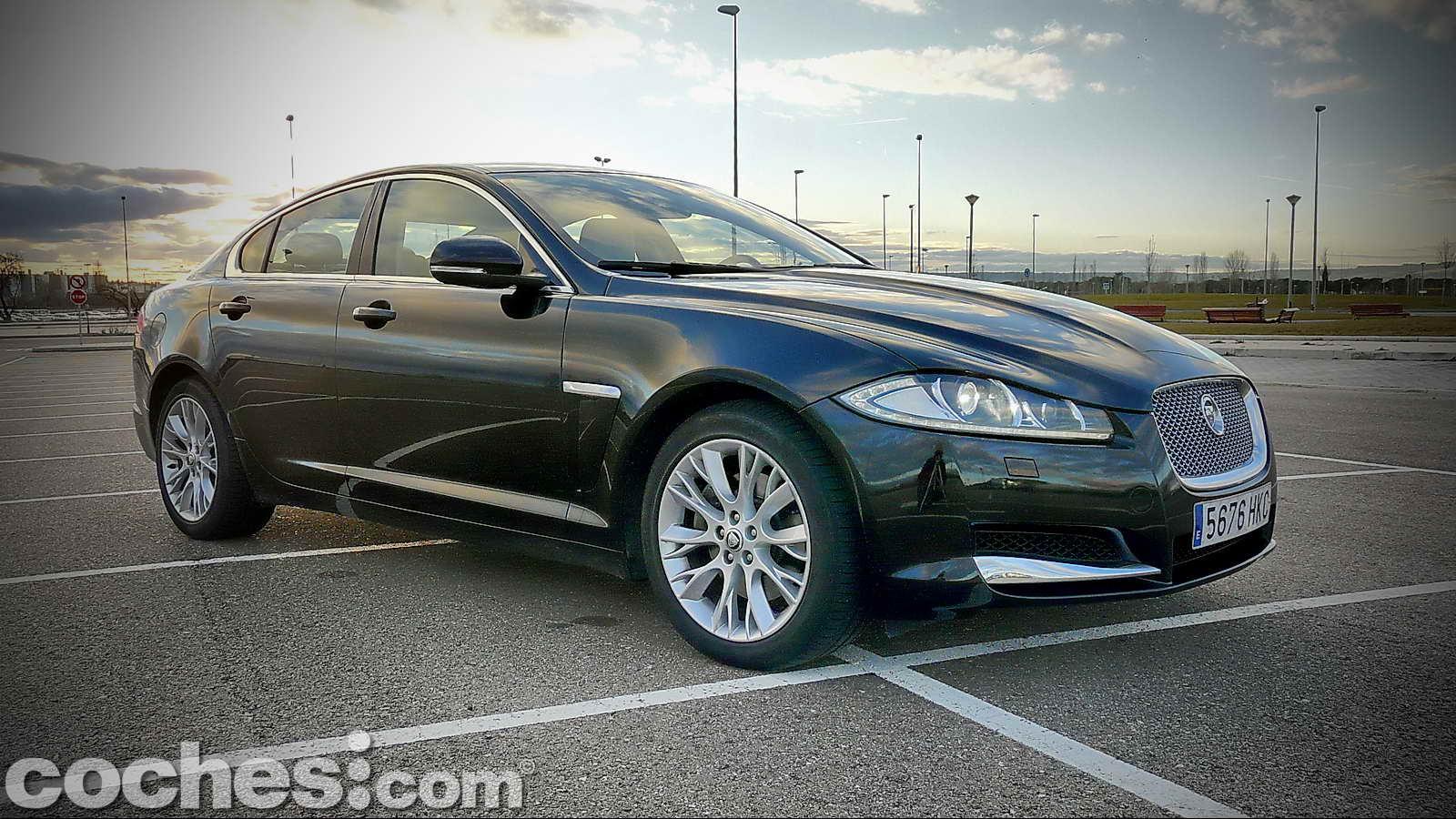 Diesel Premium Luxury 32 650x365 Prueba a fondo: Jaguar XF 3.0 V6 ...