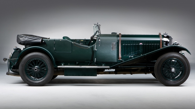 Le Mans 1920 Bentley Speed 6