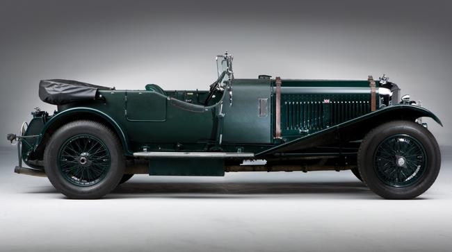Le Mans 1920 Bentley Speed 6