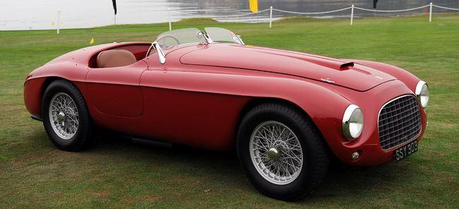 Es uno de los modelos más importantes de la historia de Ferrari, por