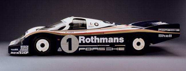Le Mans 1980 Porsche 956