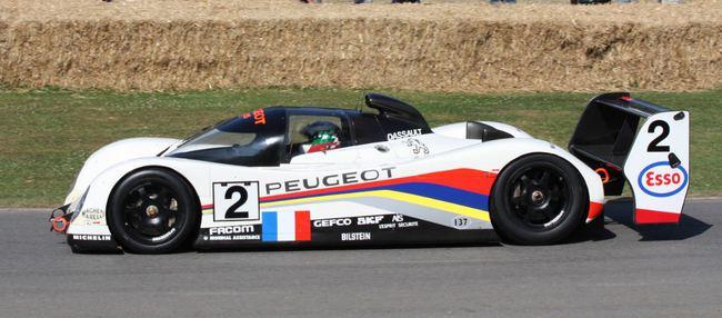 Le Mans 1990 -Peugeot 905