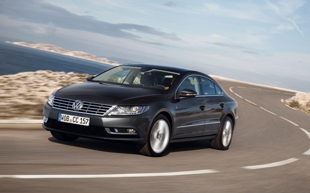 Volkswagen CC Advance