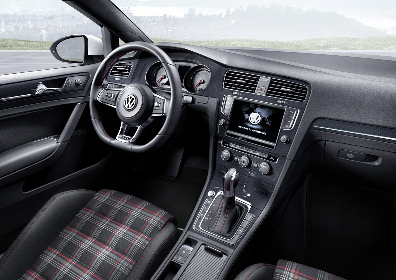 Volkswagen Golf Gti 7 Potencia A Gusto Del Consumidor