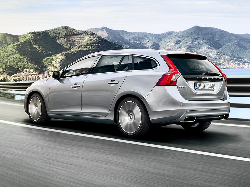 Volvo V60 2013 El Familiar Ya Est 225 En Espa 241 A