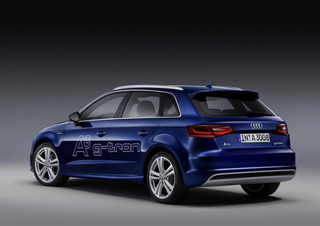 Audi A3 Sportback g-tron 3