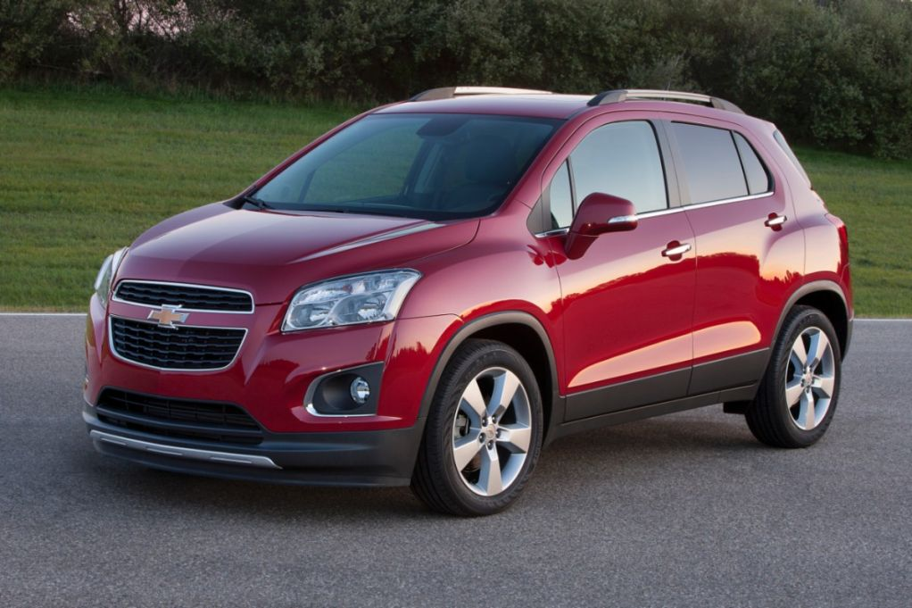 Chevrolet Trax 2013 3