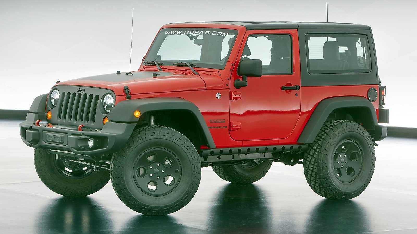 Los fanáticos de Jeep están de enhorabuena