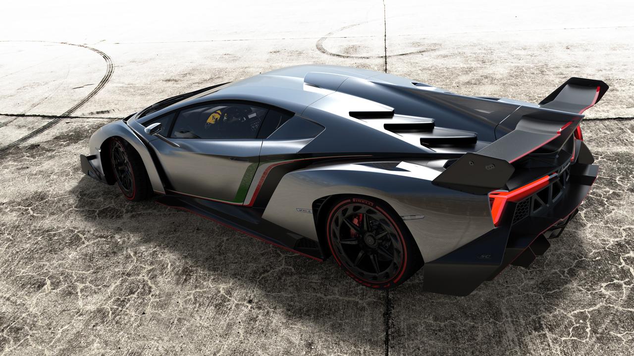 Lamborghini Veneno 2013 2