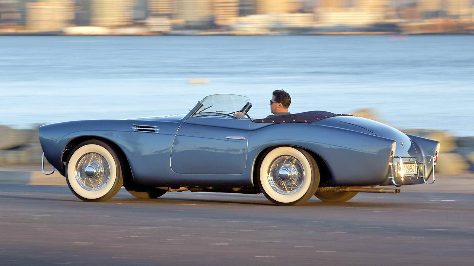 Pegaso Z 102 Series Ii Cabrio 1954 Coraz 243 N Espa 241 Ol A