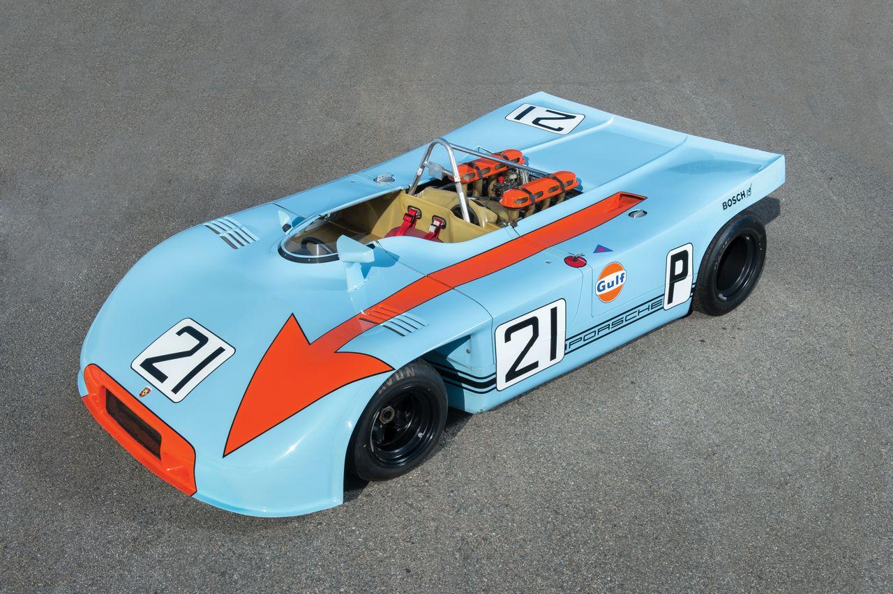 Porsche 908/3 1970 chasis n4