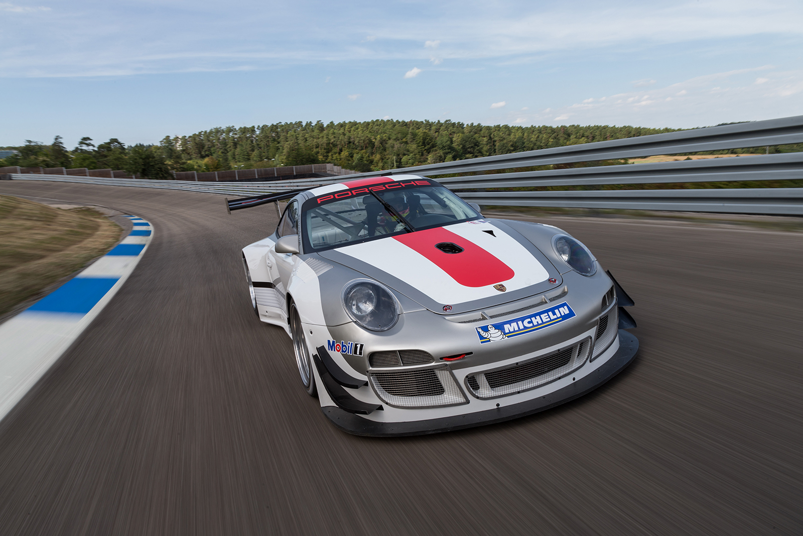 Porsche 911 GT3 R 997 2013 3