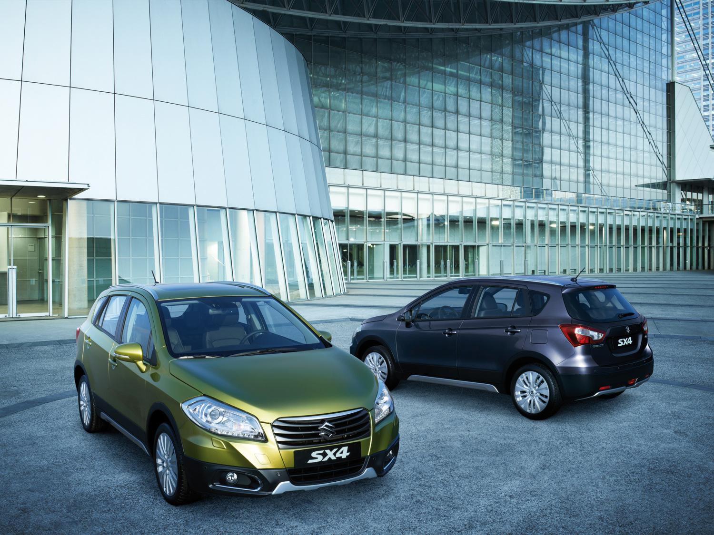 Suzuki SX4 2013 4