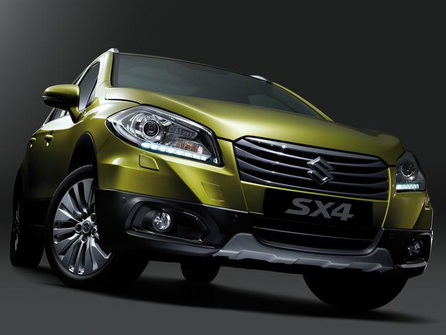 Suzuki SX4 2013 5