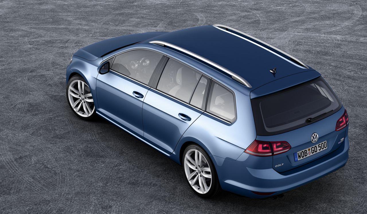 Volkswagen Golf 7 Variant – 01