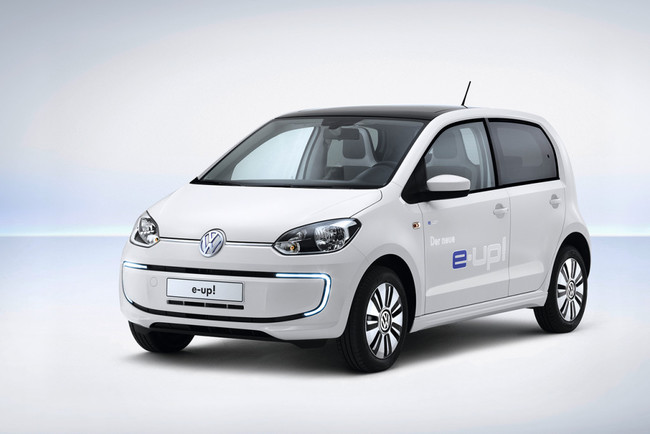 Volkswagen e-up 2013 3