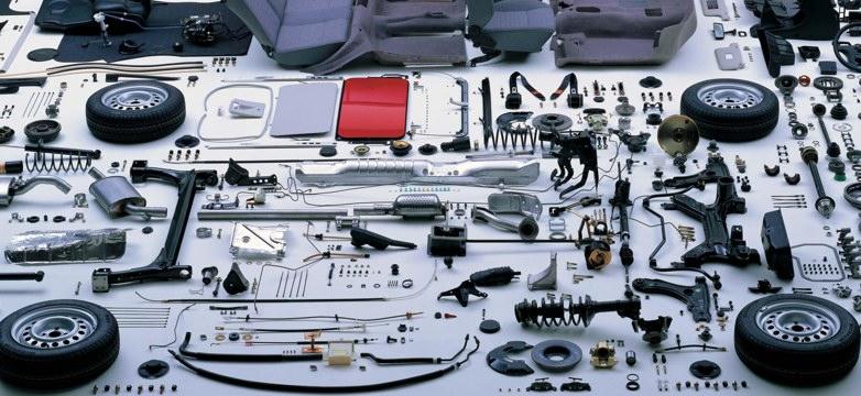 piezas coche