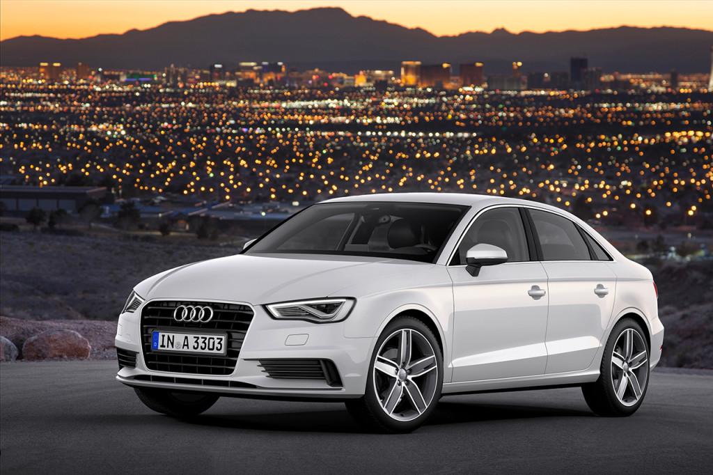 Audi A3 sedan 2