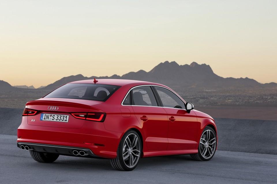 Audi S3 Sedan 32