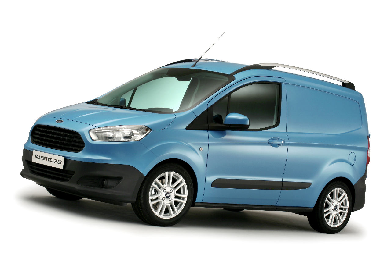 Ford Transit Courier 2014 1